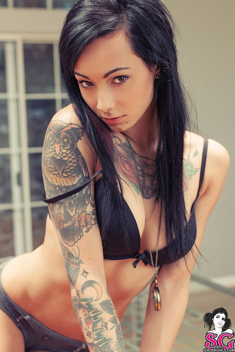 Image courtesy of Suicide Girls (Flickr) by Creative Commons License 2.0